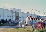 Image of French horsemen Rabat Morocco, 1942, second 15 stock footage video 65675020490