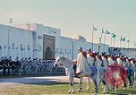 Image of French horsemen Rabat Morocco, 1942, second 18 stock footage video 65675020490