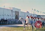 Image of French horsemen Rabat Morocco, 1942, second 20 stock footage video 65675020490
