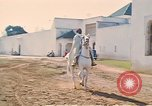 Image of French horsemen Rabat Morocco, 1942, second 22 stock footage video 65675020490