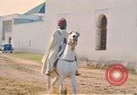 Image of French horsemen Rabat Morocco, 1942, second 24 stock footage video 65675020490