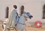 Image of French horsemen Rabat Morocco, 1942, second 25 stock footage video 65675020490