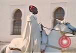 Image of French horsemen Rabat Morocco, 1942, second 26 stock footage video 65675020490