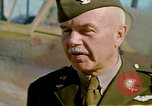 Image of P-40 aircraft Morocco North Africa, 1943, second 5 stock footage video 65675020496
