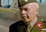 Image of P-40 aircraft Morocco North Africa, 1943, second 7 stock footage video 65675020496