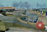 Image of P-40 aircraft Morocco North Africa, 1943, second 23 stock footage video 65675020496