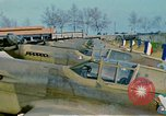 Image of P-40 aircraft Morocco North Africa, 1943, second 24 stock footage video 65675020496
