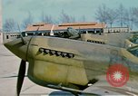 Image of P-40 aircraft Morocco North Africa, 1943, second 25 stock footage video 65675020496
