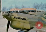 Image of P-40 aircraft Morocco North Africa, 1943, second 26 stock footage video 65675020496