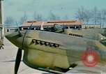 Image of P-40 aircraft Morocco North Africa, 1943, second 27 stock footage video 65675020496