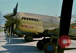 Image of P-40 aircraft Morocco North Africa, 1943, second 48 stock footage video 65675020496