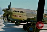 Image of P-40 aircraft Morocco North Africa, 1943, second 49 stock footage video 65675020496