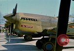 Image of P-40 aircraft Morocco North Africa, 1943, second 50 stock footage video 65675020496