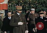 Image of General Henri Giraud North Africa, 1942, second 51 stock footage video 65675020510