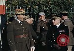 Image of General Henri Giraud North Africa, 1942, second 55 stock footage video 65675020510
