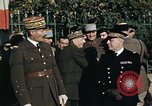 Image of General Henri Giraud North Africa, 1942, second 56 stock footage video 65675020510