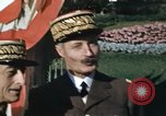 Image of General Henri Giraud North Africa, 1942, second 57 stock footage video 65675020510
