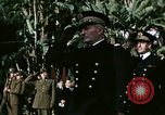 Image of Admiral Jean Louis Darlan North Africa, 1942, second 7 stock footage video 65675020511