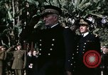 Image of Admiral Jean Louis Darlan North Africa, 1942, second 9 stock footage video 65675020511