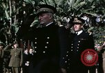 Image of Admiral Jean Louis Darlan North Africa, 1942, second 11 stock footage video 65675020511
