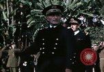 Image of Admiral Jean Louis Darlan North Africa, 1942, second 14 stock footage video 65675020511
