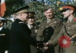 Image of Admiral Jean Louis Darlan North Africa, 1942, second 21 stock footage video 65675020511