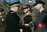 Image of Admiral Jean Louis Darlan North Africa, 1942, second 23 stock footage video 65675020511