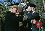 Image of Admiral Jean Louis Darlan North Africa, 1942, second 24 stock footage video 65675020511