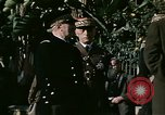 Image of Admiral Jean Louis Darlan North Africa, 1942, second 30 stock footage video 65675020511