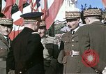 Image of Admiral Jean Louis Darlan North Africa, 1942, second 33 stock footage video 65675020511