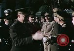 Image of Admiral Jean Louis Darlan North Africa, 1942, second 47 stock footage video 65675020511
