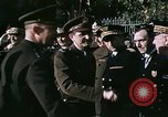 Image of Admiral Jean Louis Darlan North Africa, 1942, second 52 stock footage video 65675020511