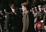 Image of Admiral Jean Louis Darlan North Africa, 1942, second 59 stock footage video 65675020511