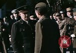 Image of Admiral Jean Louis Darlan North Africa, 1942, second 60 stock footage video 65675020511