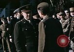 Image of Admiral Jean Louis Darlan North Africa, 1942, second 61 stock footage video 65675020511
