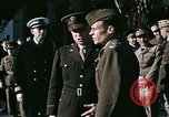 Image of Admiral Jean Louis Darlan North Africa, 1942, second 62 stock footage video 65675020511