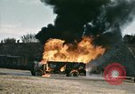 Image of fuel tanker truck North Africa, 1942, second 13 stock footage video 65675020522