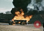 Image of fuel tanker truck North Africa, 1942, second 25 stock footage video 65675020522