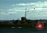 Image of invasion force Normandy France, 1944, second 19 stock footage video 65675020543