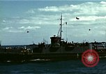 Image of invasion force Normandy France, 1944, second 20 stock footage video 65675020543