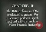 Image of World War I Europe, 1912, second 2 stock footage video 65675020546