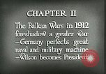 Image of World War I Europe, 1912, second 3 stock footage video 65675020546