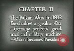 Image of World War I Europe, 1912, second 4 stock footage video 65675020546