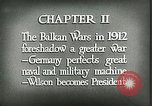 Image of World War I Europe, 1912, second 6 stock footage video 65675020546