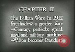 Image of World War I Europe, 1912, second 9 stock footage video 65675020546