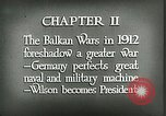 Image of World War I Europe, 1912, second 10 stock footage video 65675020546