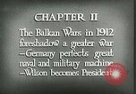 Image of World War I Europe, 1912, second 11 stock footage video 65675020546