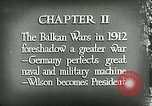 Image of World War I Europe, 1912, second 12 stock footage video 65675020546