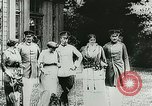 Image of Prince Wilhelm Germany, 1914, second 51 stock footage video 65675020549
