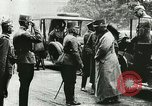 Image of Kaiser Wilhelm II World War I preparations Germany, 1914, second 14 stock footage video 65675020555